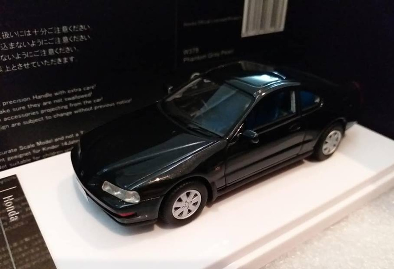 1/43 WIT'S WITS Honda Prelude 2.2Si VTEC (Grey) Diecast