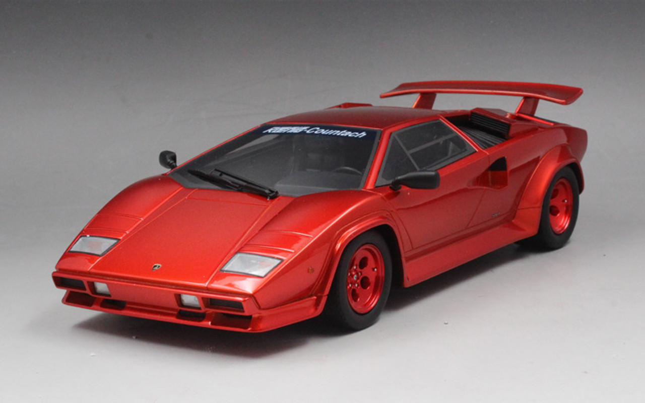 1/18 GT Spirit GTSpirit Lamborghini Countach (Red) Resin Car Model