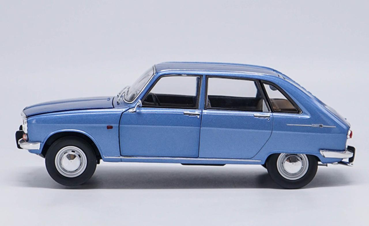 1/18 Norev 1967 Renault 16 Sixteen (Blue) Diecast Car Model