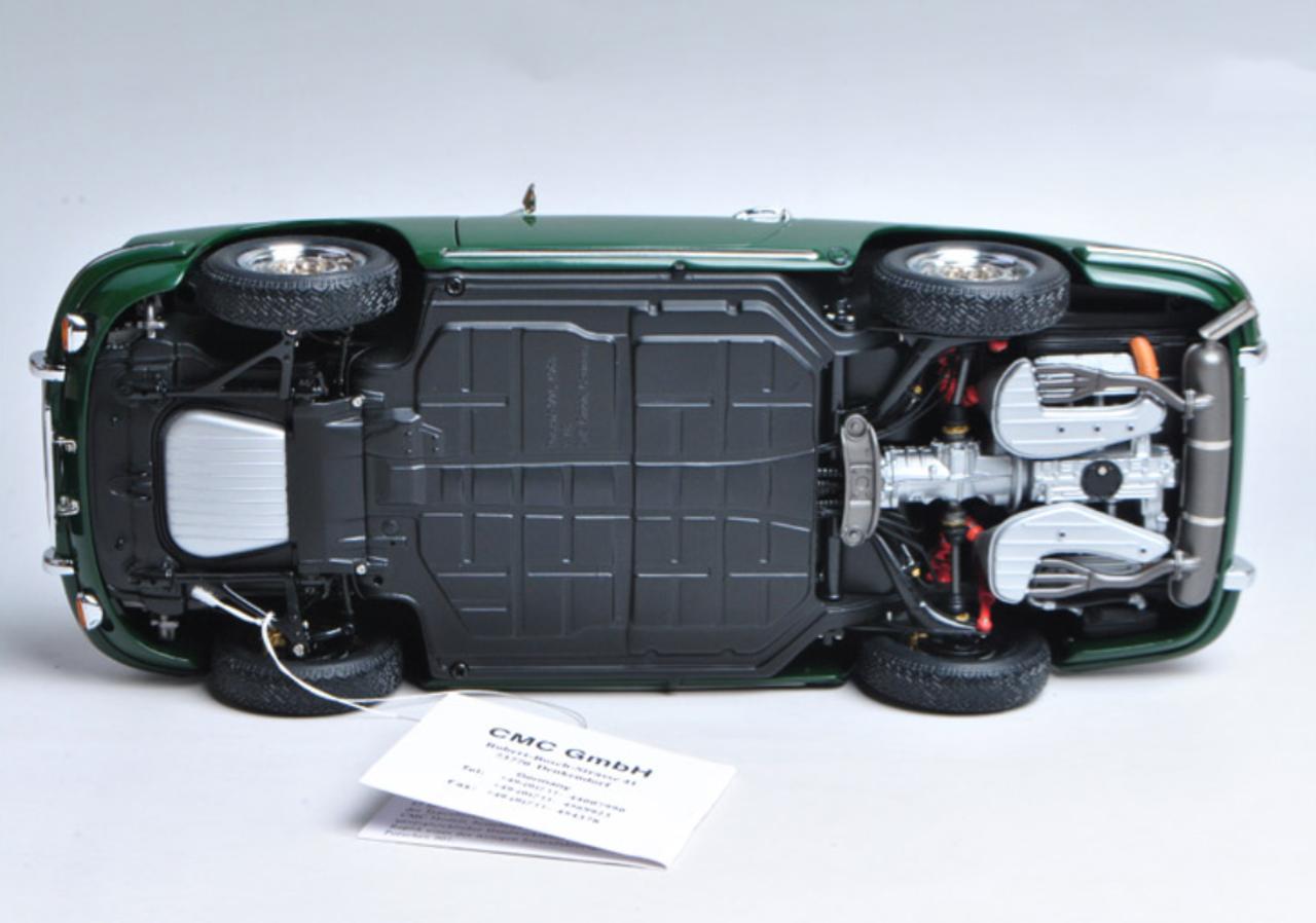 1/18 CMC 1964 Porsche 901 Sportcoupe (Green) Diecast Car Model
