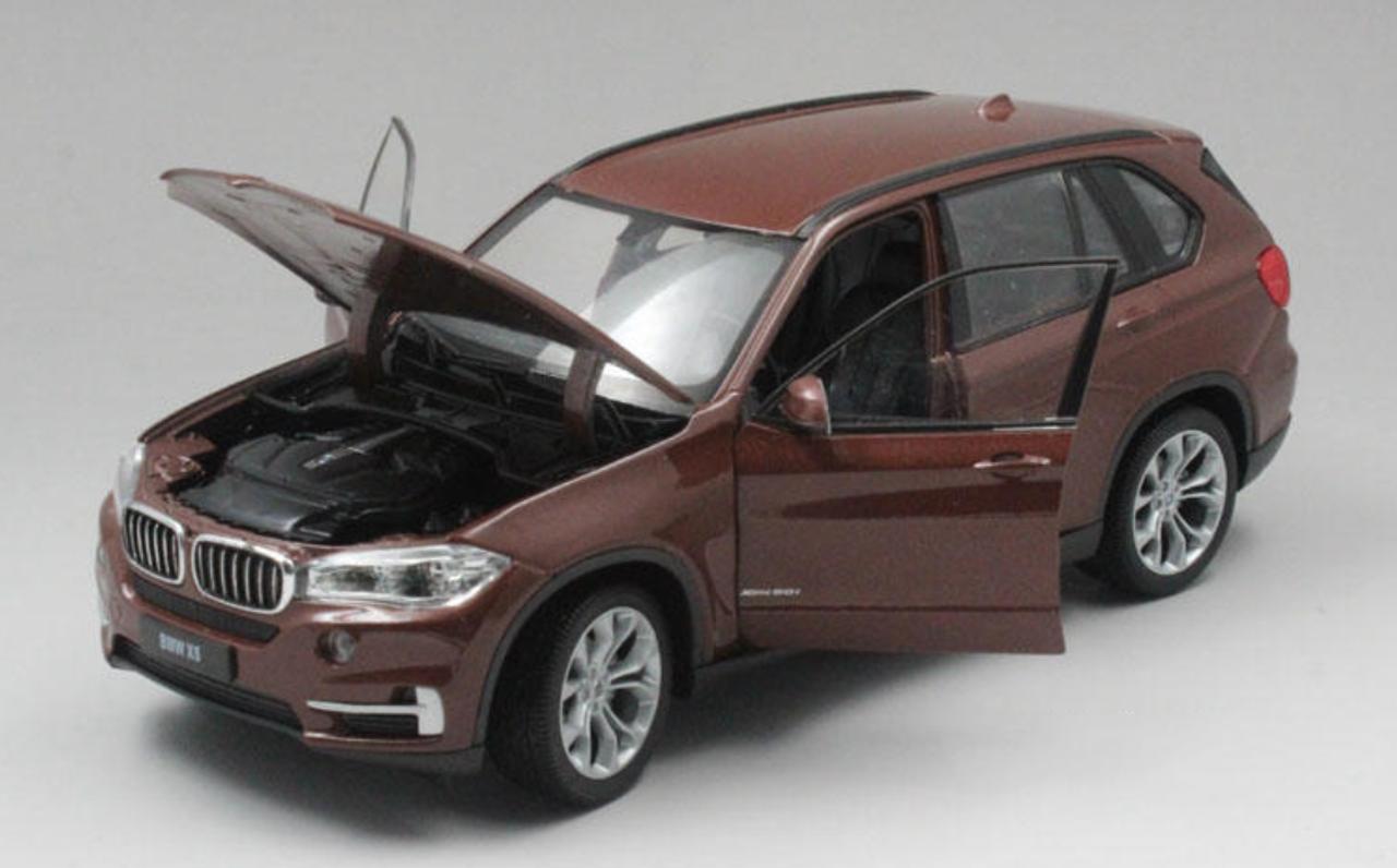 1/24 Welly FX BMW F15 X5 (Brown) Diecast Car Model