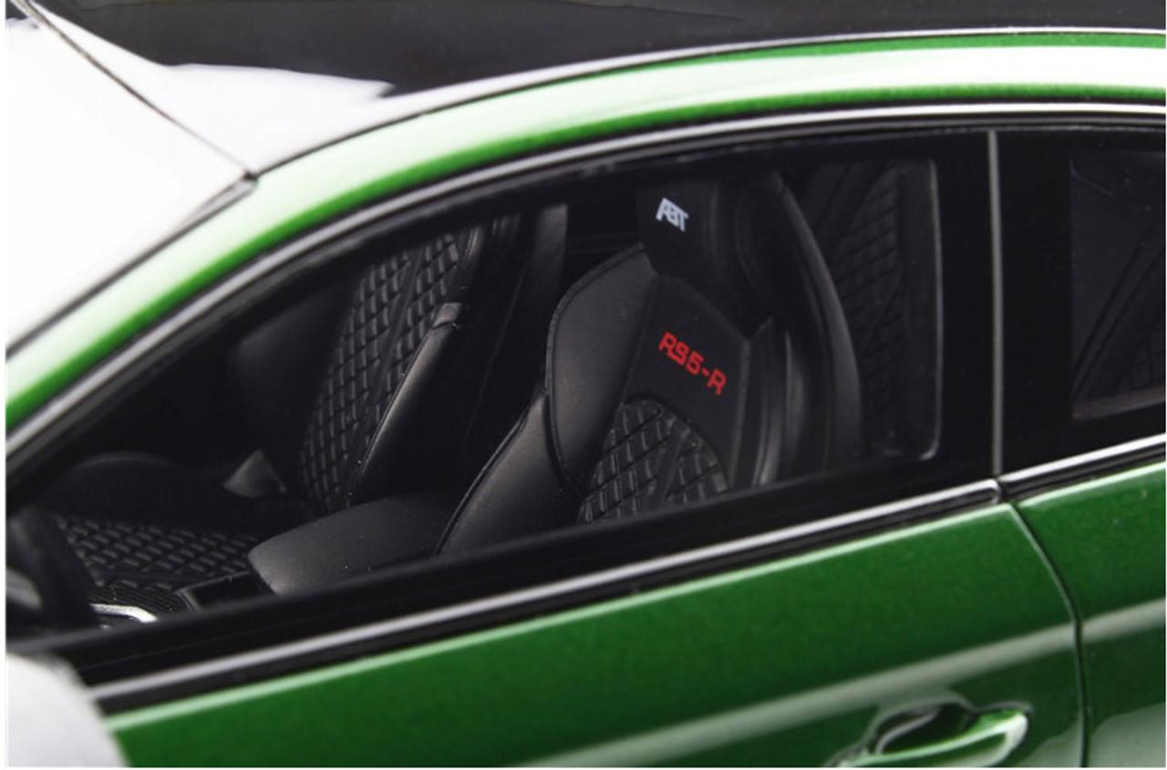 1 18 Gt Spirit Gtspirit Audi Rs5 Rs5 R Abt Green Resin Car Model Livecarmodel Com