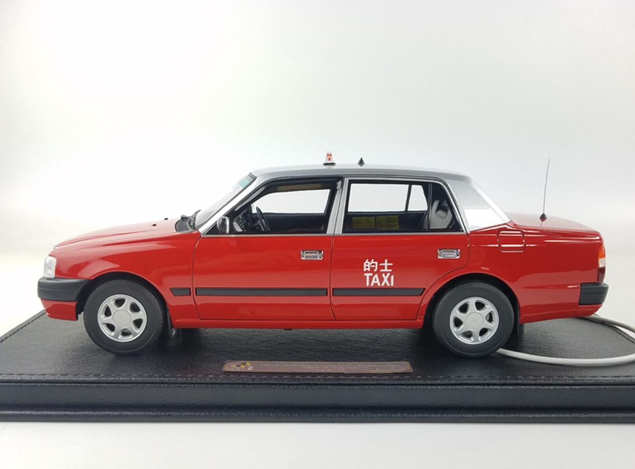 1//110 TINY CAR LWB Year of the Dog 2018 Hong Kong KMB DIE-CAST MODEL CAR