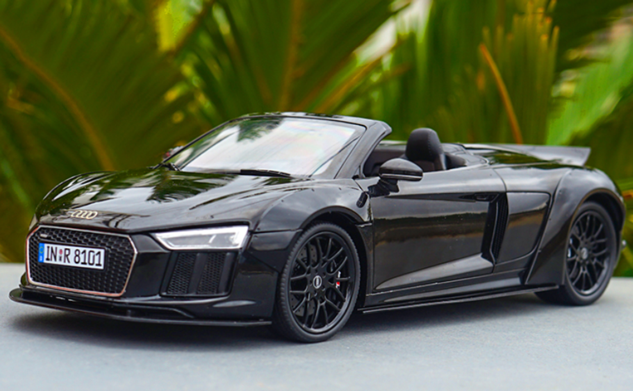 New Diecast 1 18 Car Red Audi R8 V10 Plus Free Shipping