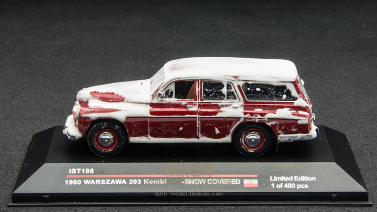 Warszawa 223 1//43 IXO IST Car Auto r/éf/érence BA59
