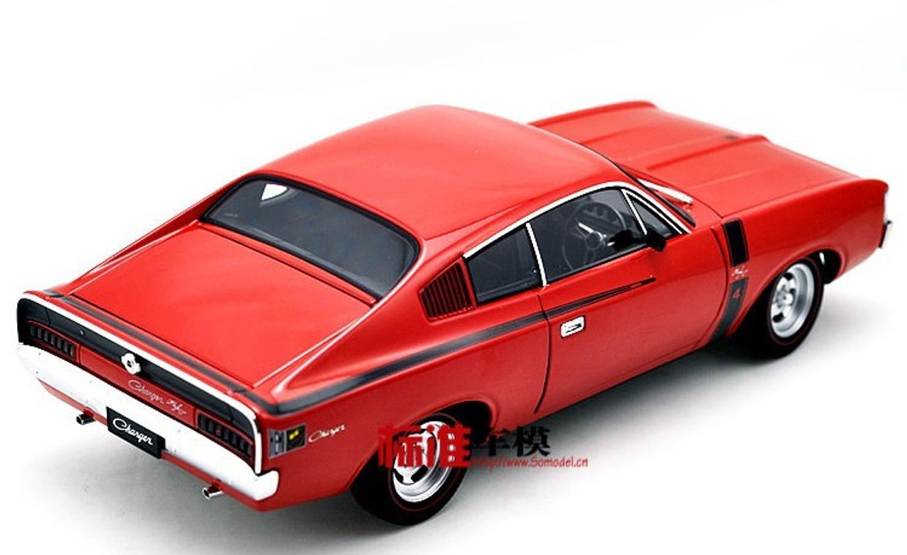 1/18 AUTOart Chrysler Charger E49 (Red)