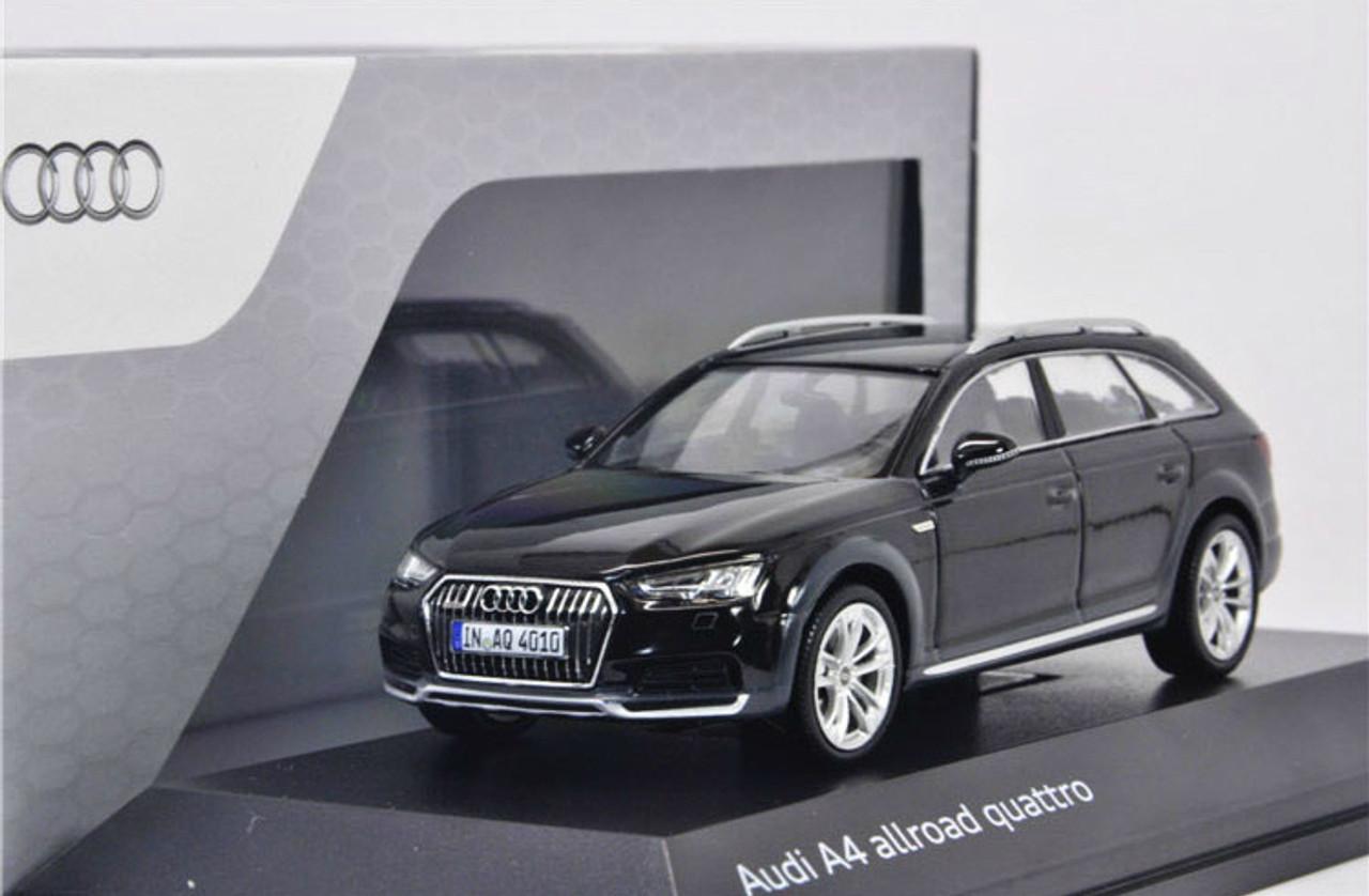 13/13 Dealer Edition Audi A13 Allroad Quattro (Black) Diecast Car Model   audi car model