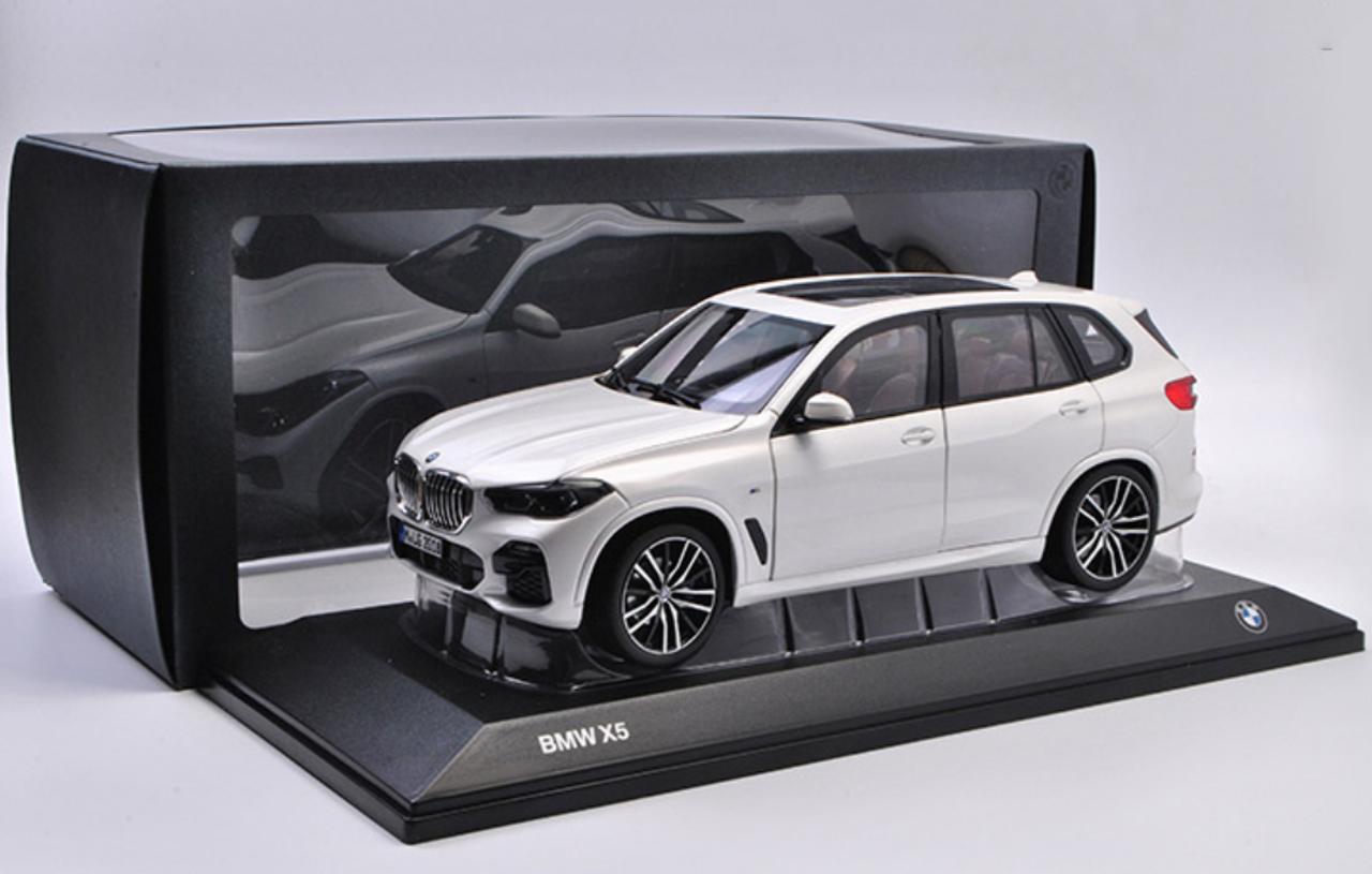 1 18 Dealer Edition 2019 2020 Bmw X5 G05 White Diecast Car Model Livecarmodel Com