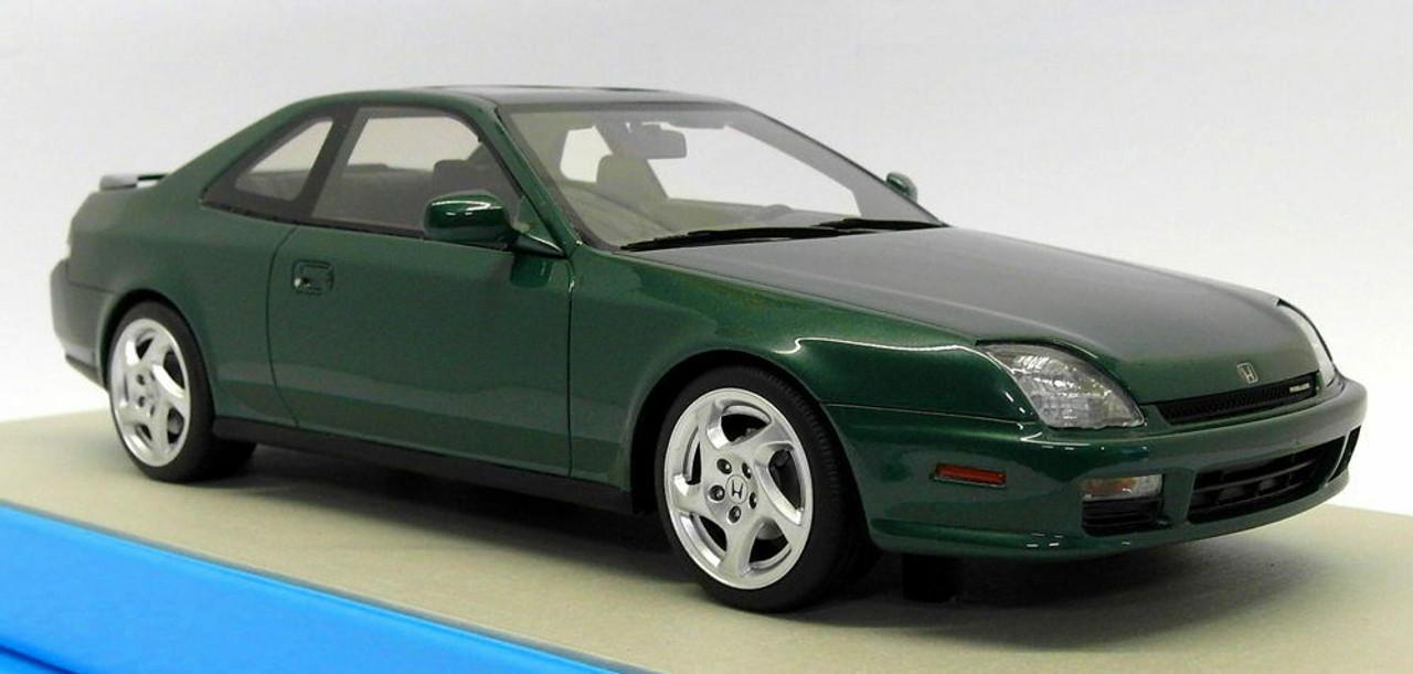 1/18 LS Collectibles 1997 Honda Prelude (Dark Green) Resin