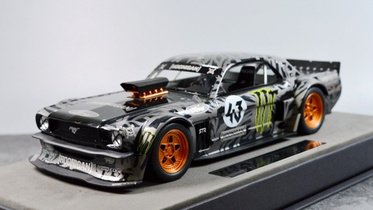 Top Marques Ford Mustang Hoonigan