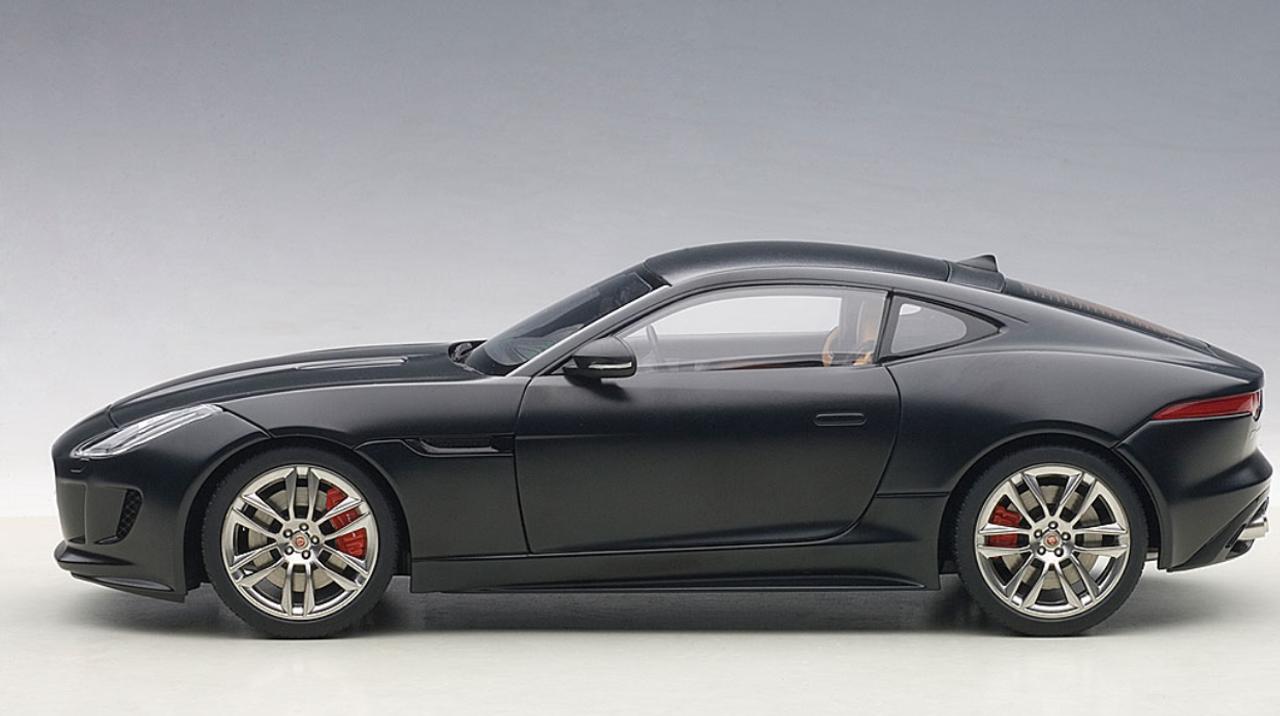 Jaguar F-Type 2015 R Coupe AUTOart 73654 1//18 Composite Die-Cast Matt Grey Compos