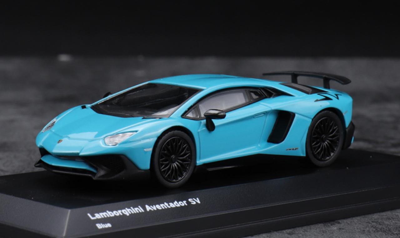 Kyosho 1:64 Scale Lamborghini Veneno Super Sport Car Model Collection New in Box