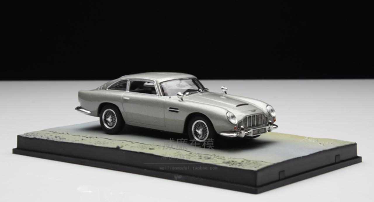 007 Uh 1 43 Aston Martin Db5 Skyfall Alloy Car Model Contemporary Manufacture Ctluxhome Toys Hobbies