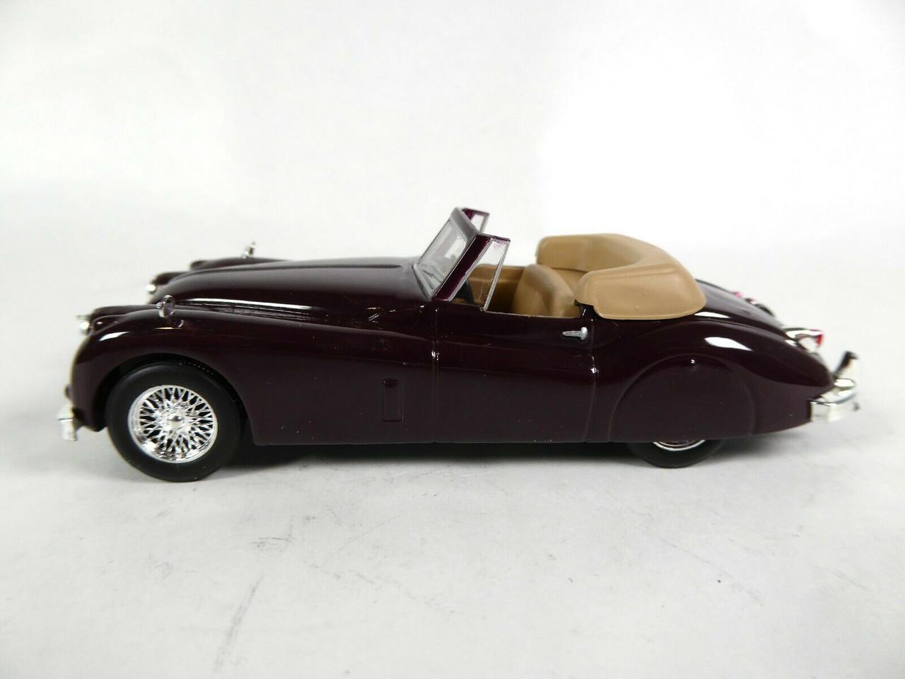 IXO DIECAST MODEL CAR Jaguar XK 140 Convertible 1:43