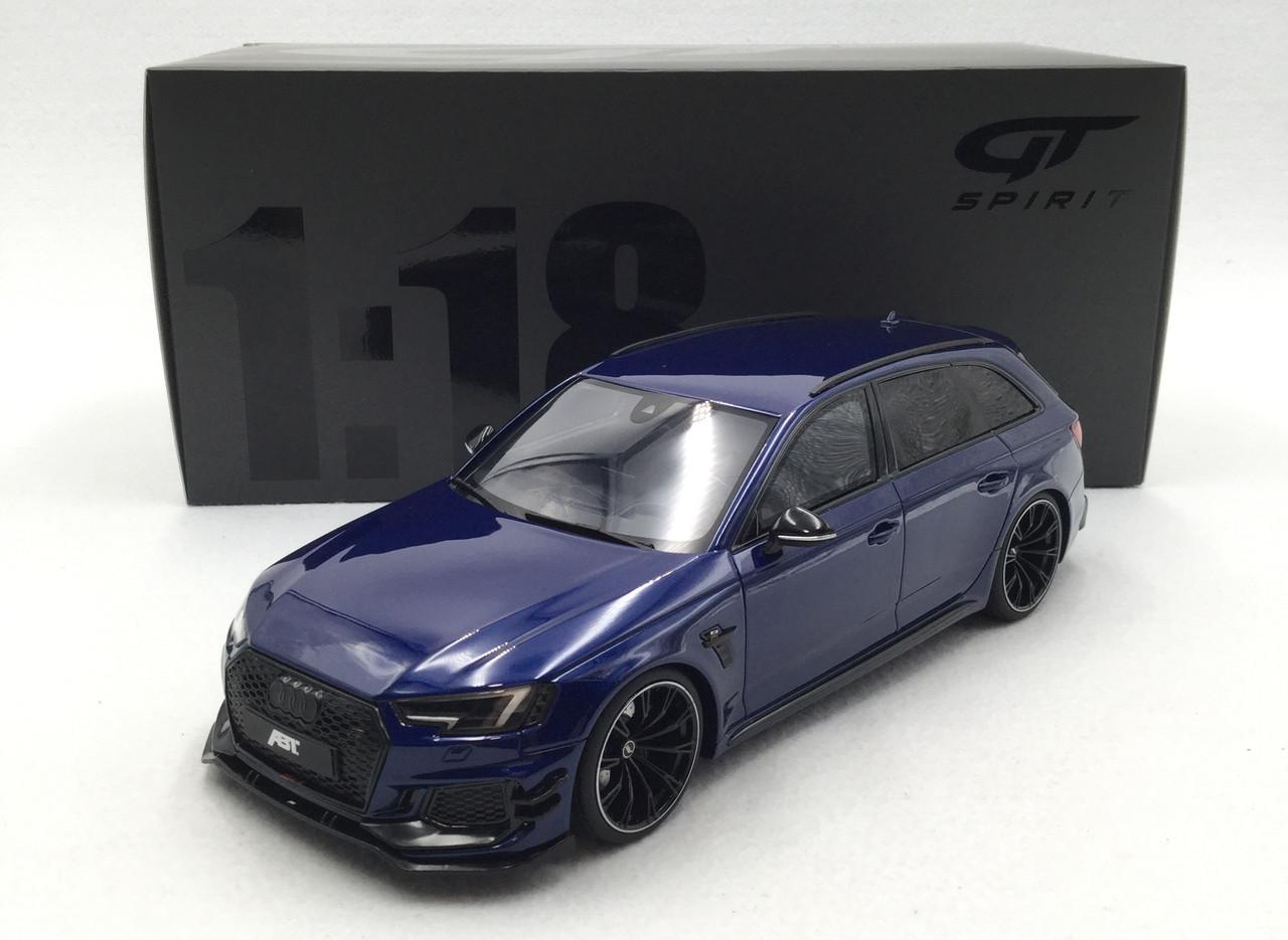 Audi RS4 Avant ABT  GT236  Limitiert  GT Spirit  1:18  NEU