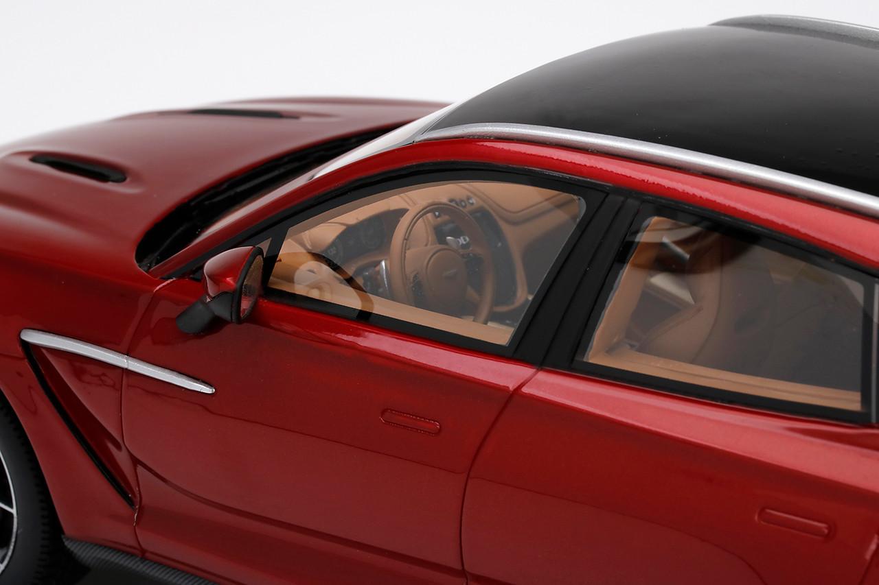 1 18 Tsm Aston Martin Dbx Hyper Red Resin Car Model Livecarmodel Com