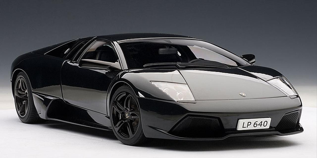 1/18 AUTOart LAMBORGHINI MURCIELAGO LP640 (BLACK) Diecast Car Model 74623