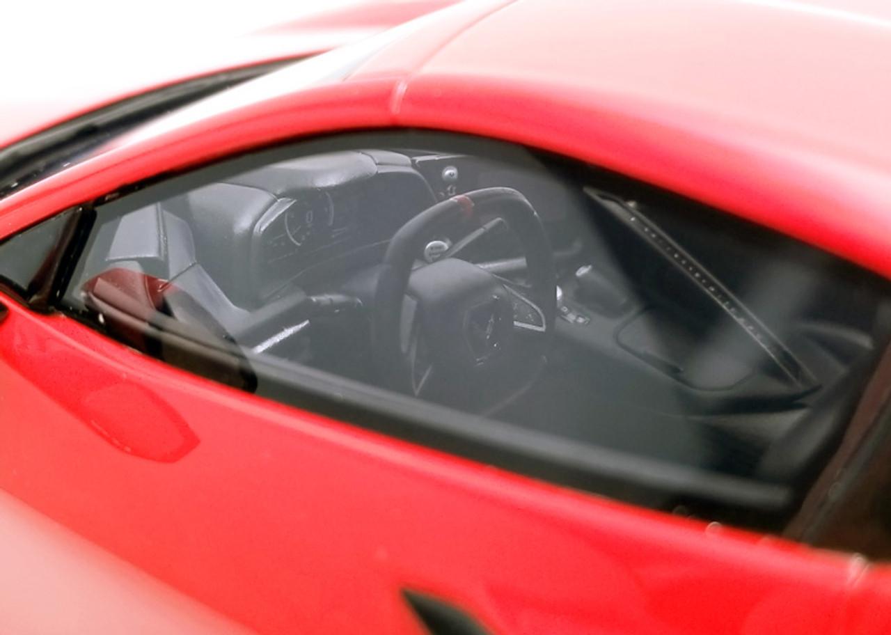1/18 GT Spirit 2020 Chevrolet Chevy Corvette C8 (Red) Resin Car Model