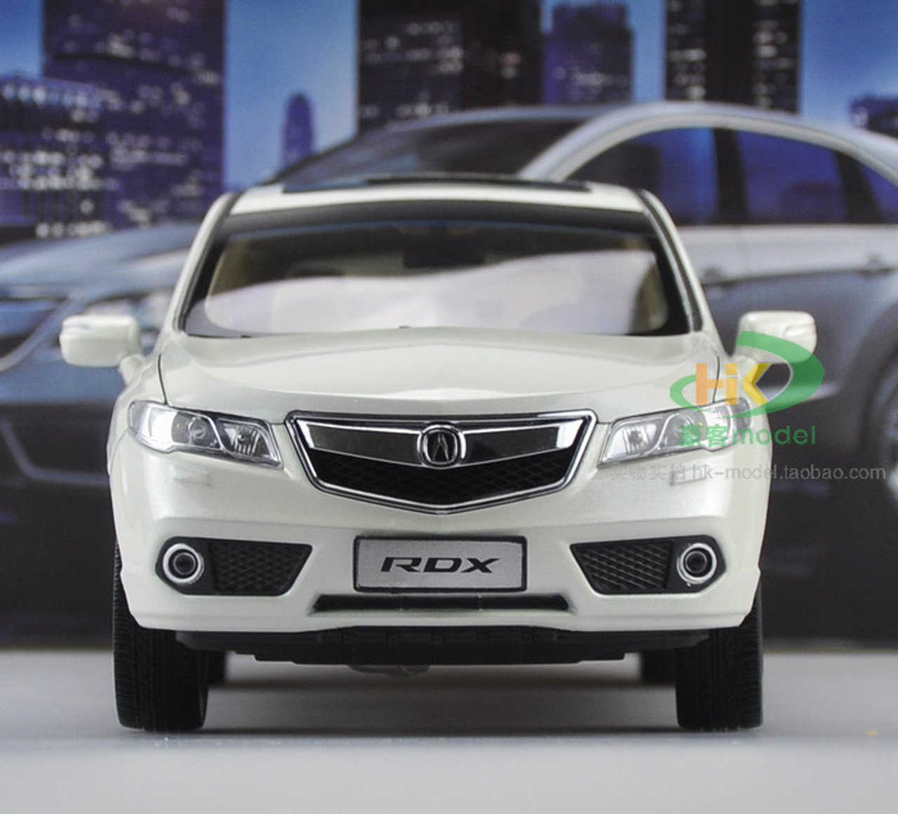 1/18 Dealer Edition Acura RDX (White) 2nd Generation (TB3