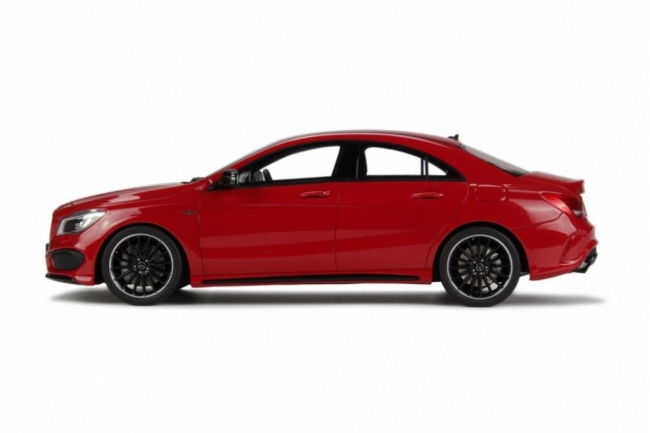 RARE Limited 1/18 GTSpirit Mercedes-Benz CLA45 AMG (Red)