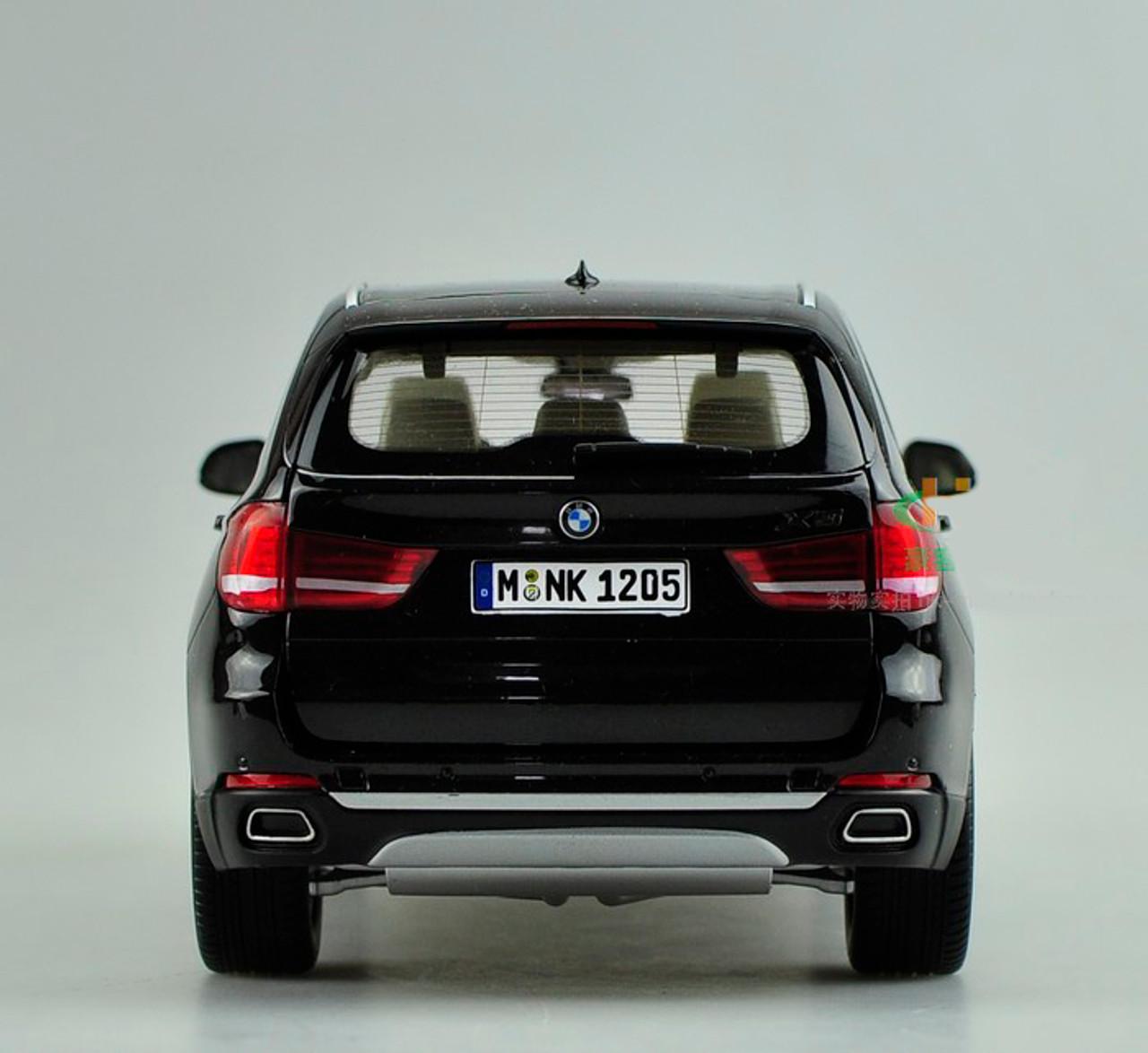 1 18 Dealer Edition F15 Bmw X5 Black Diecast Car Model Livecarmodel Com