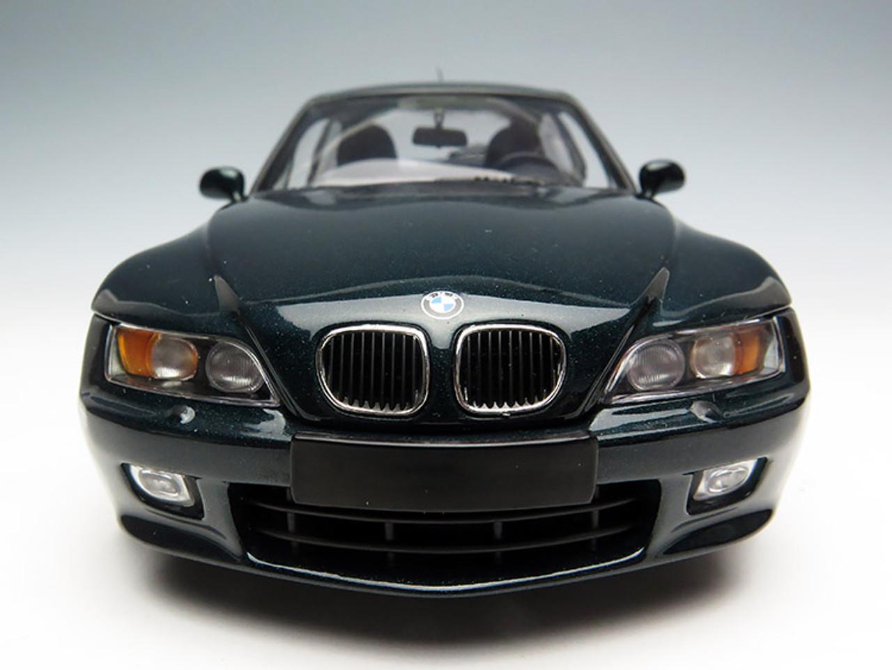 1 18 Ut Bmw Z3 Green Diecast Car Model No Box Livecarmodel Com