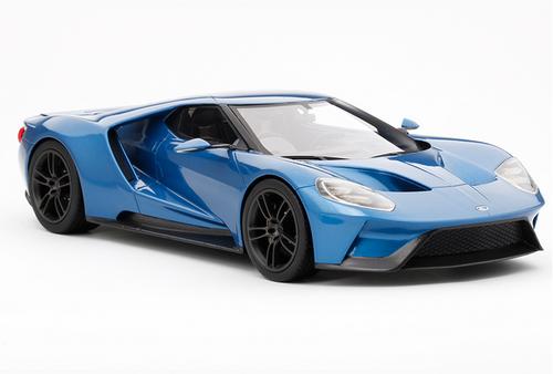 1/18 TSM Ford GT (Blue)