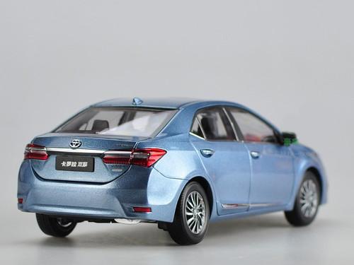 1/18 Dealer Edition Toyota Corolla Hybrid (Blue)