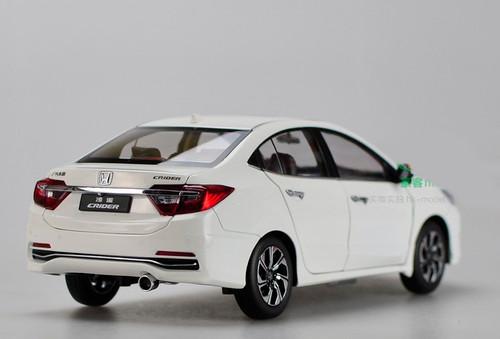 1/18 Dealer Edition Honda Crider (White)