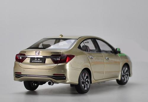 1/18 Dealer Edition Honda Crider (Golden)