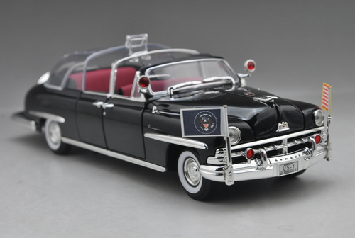 1/24 Yatming 1950 Lincoln Cosmopolitan Bubble Top
