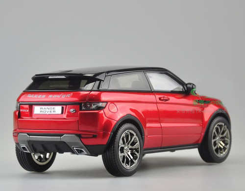 1/18 GTAUTOS Range Rover Evoque (Red)