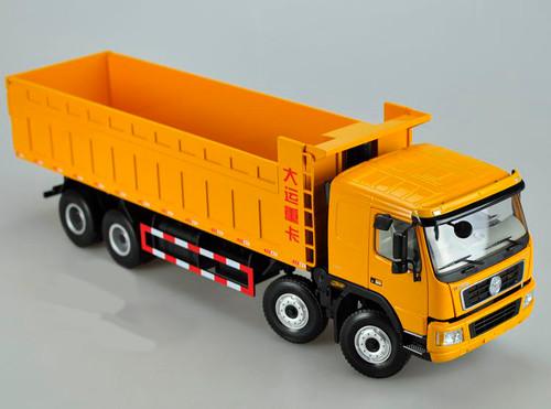 1/24 Dealer Edition DaYun DYX3311 Dump Truck