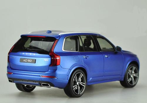 1/18 GTAUTOS Volvo XC90 T8 (Blue)