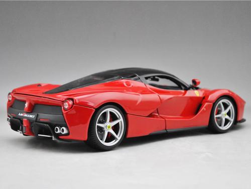 1/18 BBurago Ferrari LaFerrari (Red)