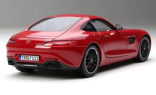 1/18 Norev Mercedes-Benz Mercedes AMG GT S GTS (Red) Diecast Car Model