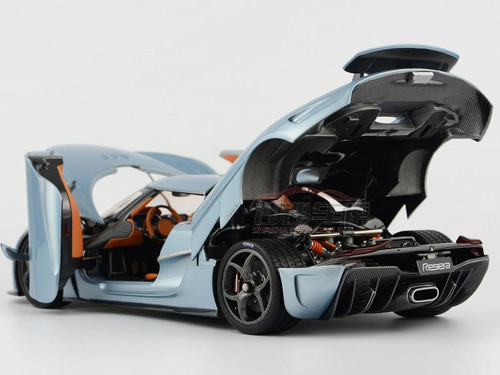 1/18 Frontiart Koenigsegg Regera Full Open Resin Model