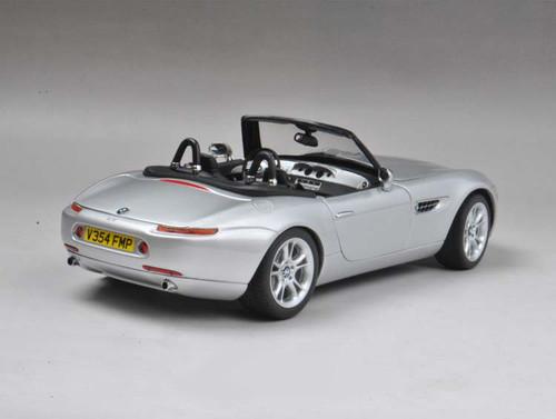 1/18 Dealer Edition BMW Z8 (Silver) Diecast Car Model