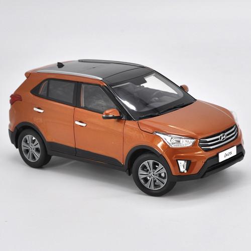 1/18 Dealer Edition 2017 Hyundai IX25 (Orange)