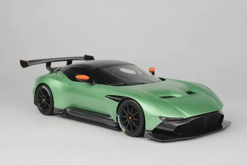 1/18 Frontiart Aston Martin Vulcan (Green) Resin Model Limited 999