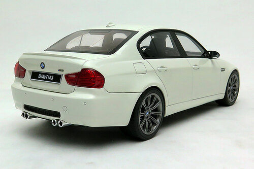 1/18 GT Spirit GTSpirit BMW E90 M3 (White) Resin Car Model