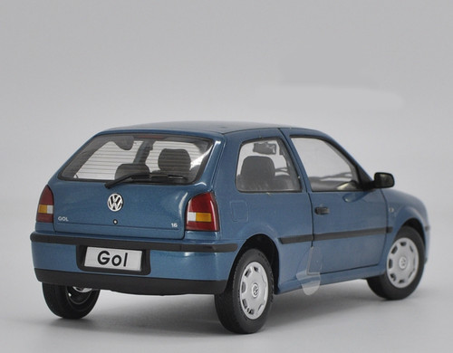 1/18 Dealer Edition Volkswagen Gol (Blue) Diecast Car Model