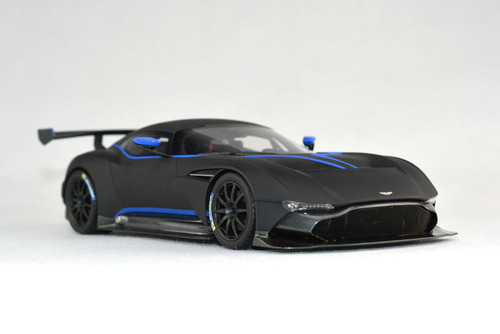 1/18 Frontiart Aston Martin Vulcan (Matte Black) Resin Model Limited 999