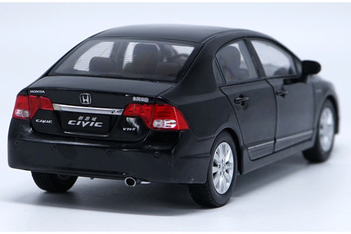 1/18 Dealer Edition Honda Civic (Black) 8th Generation