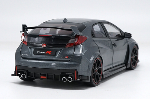 1/18 Ebbro Honda Civic Type R TypeR (Grey) Resin Car Model