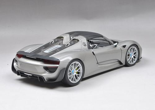 1/18 Welly FX Porsche 918 Hardtop