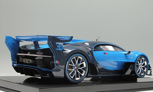 1/12 Looksmart Bugatti Vision Gran Turismo VGT Concept Resin Model