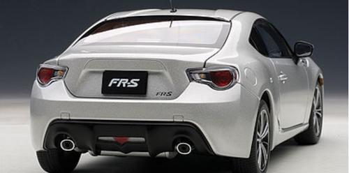 1/18 AUTOart Scion FRS FR-S (Silver)