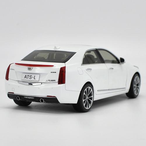1/18 Dealer Edition 2016 Cadillac ATS ATS-L (White)