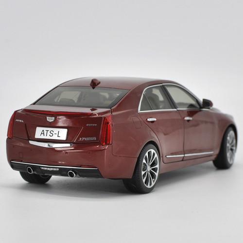 1/18 Dealer Edition 2016 Cadillac ATS ATS-L (Red) Diecast Car Model